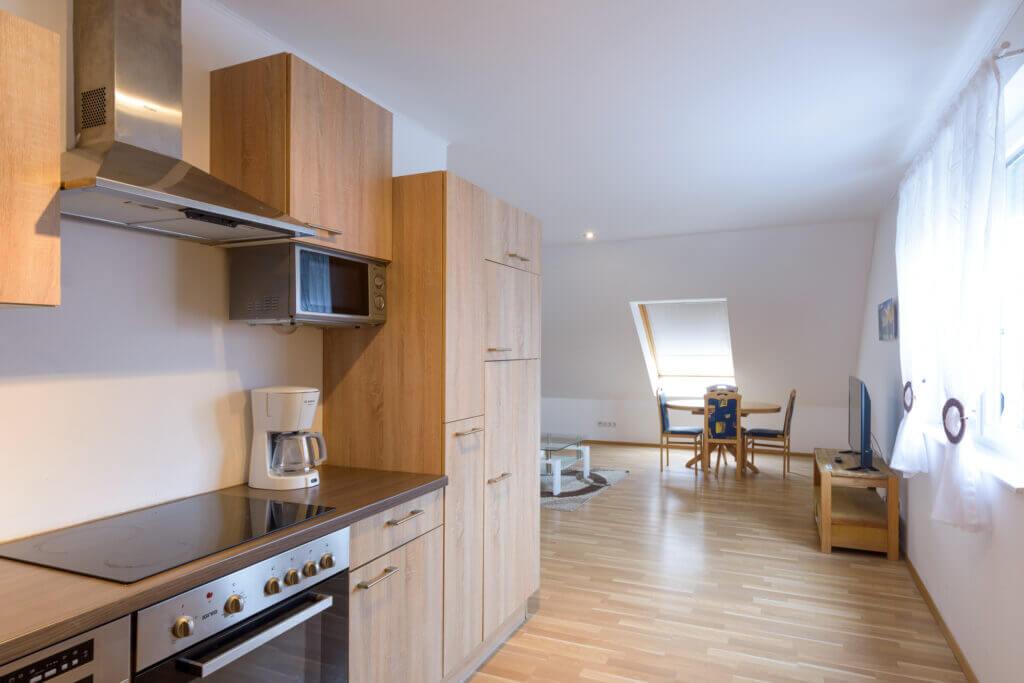 Apartment 1 Küche Brunn am Gebirge