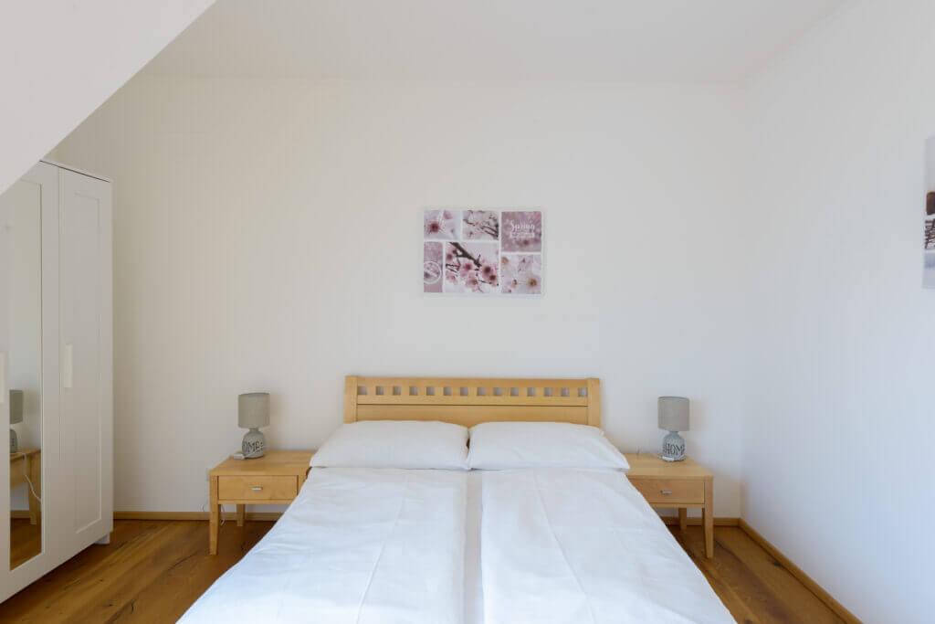Apartment Deluxe Schlafzimmer 2 Brunn am Gebirge