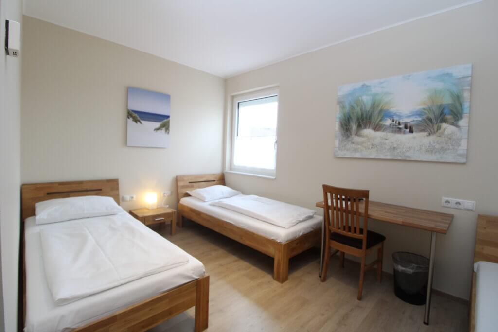 Dreibettzimmer Pension Hössl